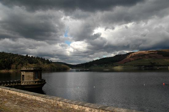 Ladybower Reservoir, today