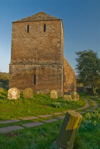 Garway Templar Church, Herefordshire
