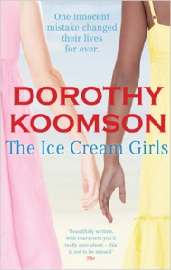 "Dorothy Koomson's ""The Ice Cream Girls"""